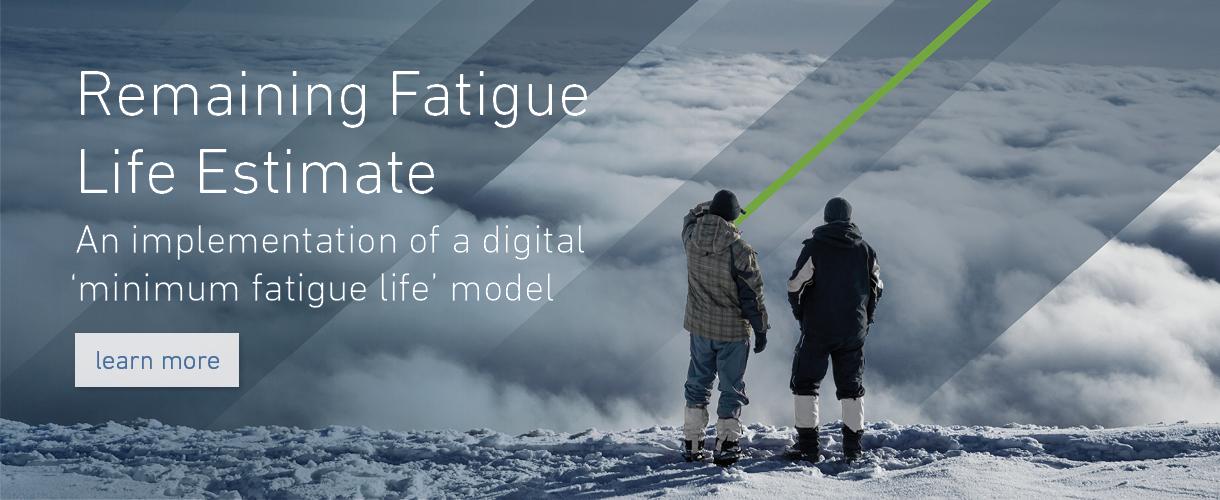 Remaining Fatigue Life Estimate
