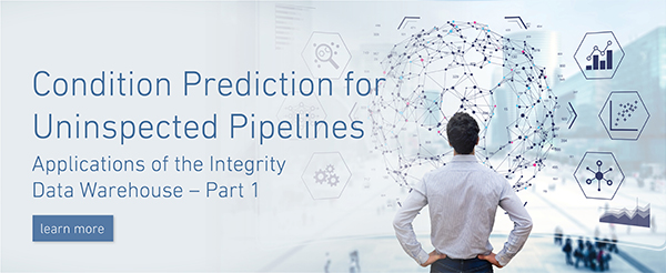 Condition Prediction for Uninspected Pipelines Part 1