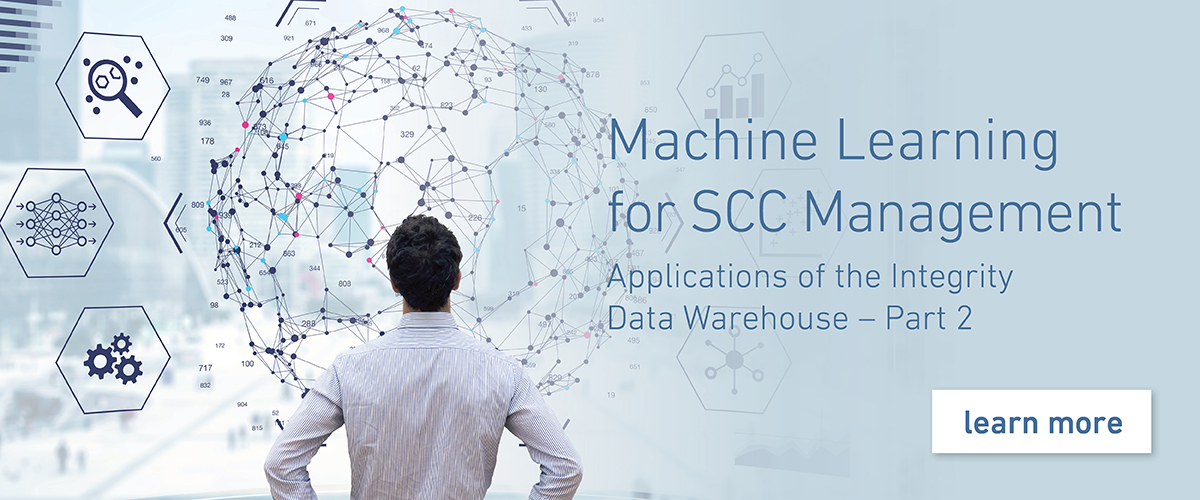 Machine Learning for SCC Management