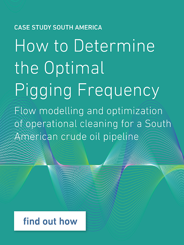 How to Determine the Optimal Pigging Frequency