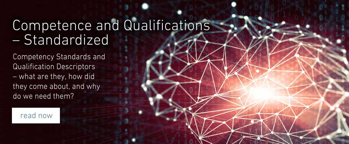 Competence and Qualifications - Standardized