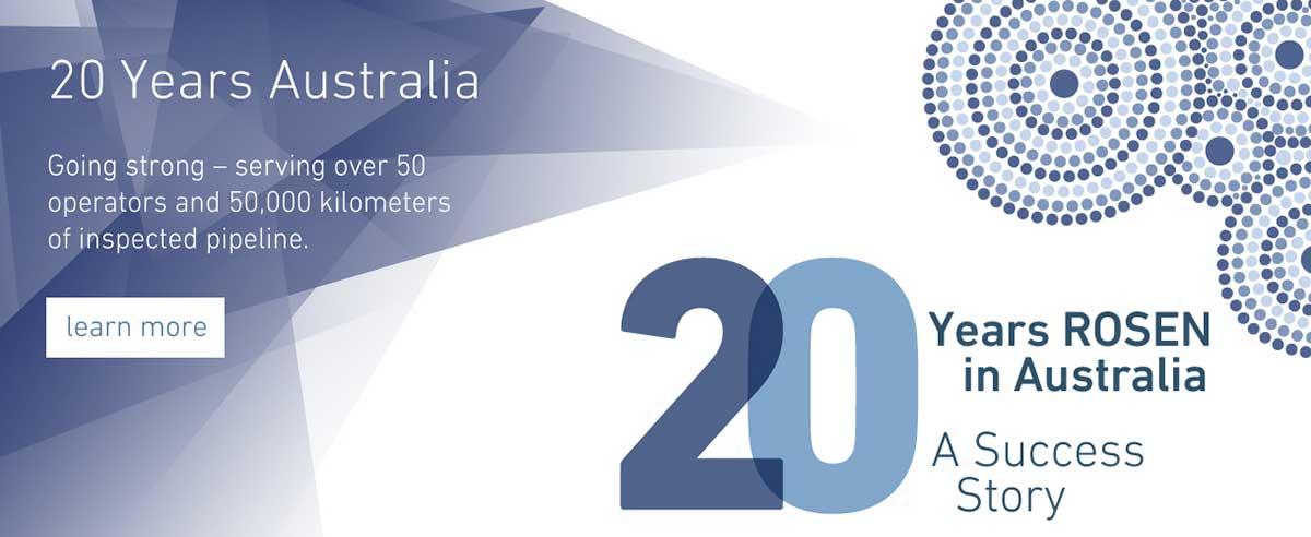20 Years Australia
