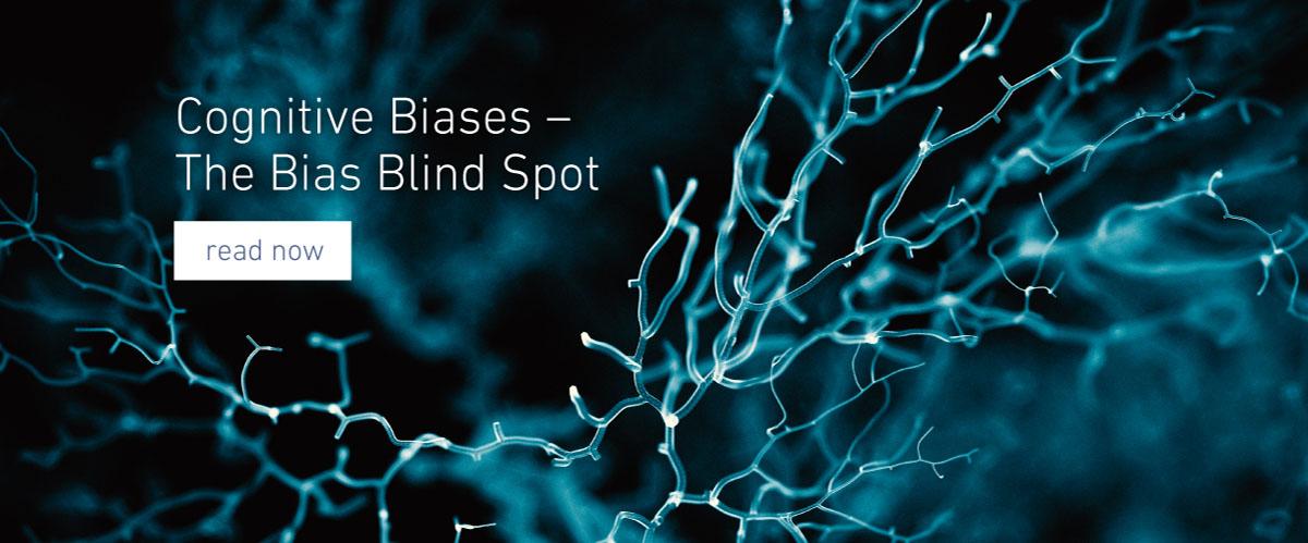 Cognitive Biases - The Bias Blind Spot
