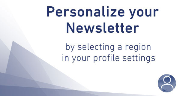 Personalize your newsletter